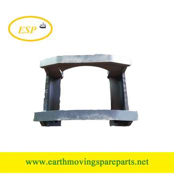 Caterpillar E320 track link guard for excavator