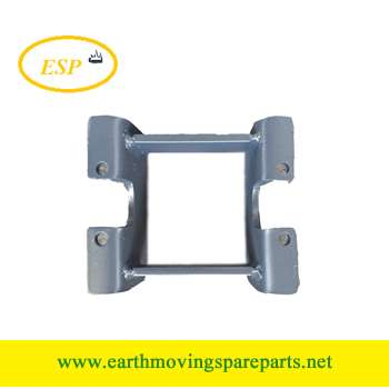 Daewoo DH55 excavator  track chain guard for undercarriage parts
